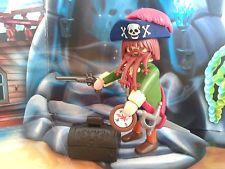 Playmobil Pirat / Seeräuber Special Figur mit Schatulle Pistole und Säbel TOP!!!