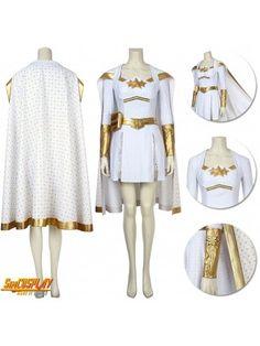 Superhero Wonder Woman Diana Cosplay Black Wigs Starlight Corona Halloween Cos