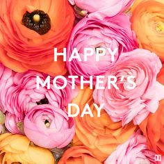 Happy Mother's Day to all of our favorite mamas and mamas-to-be!