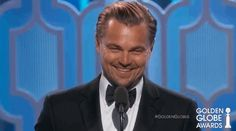 And finally, when you know you're taking home the Oscar this year: | 23 Truly Amazing Leonardo DiCaprio Faces For Every Occasion