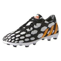 separation shoes 053a6 09edb adidas Predator Absolado Instinct FG (Battle Pack)  M19883  Black Running  White -  67.49. Azteca Soccer
