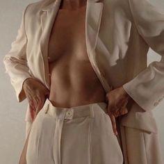 @AliyaMadani Beige Aesthetic, Aesthetic Fashion, Ethical Clothing, Ethical Fashion, Casual Outfits, Hanging Scarves, 90s Fashion, Womens Fashion, California Fashion