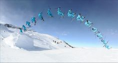 freestyle skiing tricks