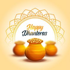 The Brain Republic wishes you a Happy Dhanteras! May this auspicious festival of Dhanteras endow you with success, wealth and prosperity. Happy Dhanteras Wishes, Dhanteras Images, Shubh Dhanteras, Color Palette Generator, Wedding Store, Happy Diwali, Rangoli Designs, Design Development