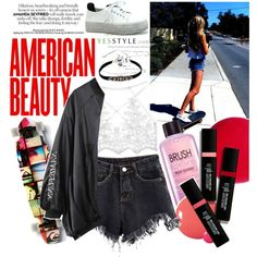 Morning in America~YesStyle by yesstyle on Polyvore featuring Seirios