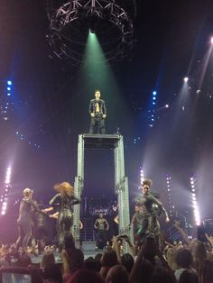 VIDEOS: Justin Bieber Show at Bankers Fieldhouse in Indianapolis!