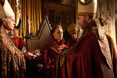 The Hollow Crown: Henry IV Part 2 - Prince Hal becoming King Henry V (Tom Hiddleston)