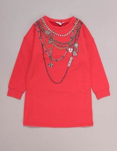 Dress Little Marc Jacobs Girl years on YOOX. The best online selection of Dresses Little Marc Jacobs. Marc Jacobs Dress, Little Marc Jacobs, Girls Short Dresses, Dresses Kids Girl, Printed Bags, Junior Outfits, Sweatshirt Dress, Printed Sweatshirts, Simple Dresses