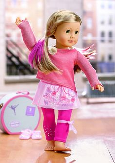 Meet the American Girl of the Year 2014 Isabelle Palmer