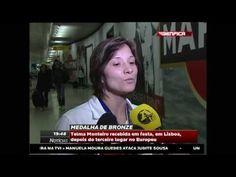 Telma Monteiro - Medalha de Bronze