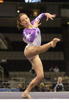 2007 USAG Visa National Championships gymnastics gymnast floor exercise m.12.1 #KyFun