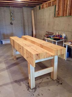 I made a Paul Sellers Style Workbench over Winter Break. Lemme know what y'all think! http://ift.tt/2iFeuWt #woodworkingbench