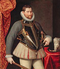 Martino Rota (1520 – 1583) Portrait of Rudolf II,