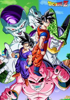 ANIMEROCK BLOG: Dragon Ball Z Español Latino