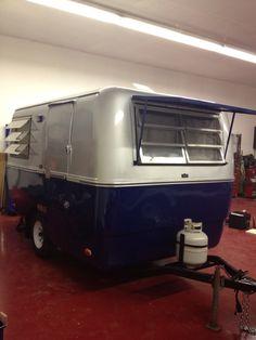 1973 Trillium trailer reno