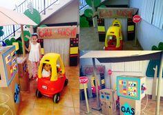 Pera Chapita: ¡Fiesta! Tema: Ciudad reciclable...