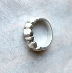Hey, I found this really awesome Etsy listing at https://www.etsy.com/listing/186335731/boulder-hand-carved-faceted-ring-in