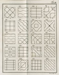 ultrazapping: Visualizations of vibration patterns from 1787 by Ernst Chladni via