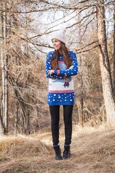 #fashion #fashionista @ireneccloset Maglione Natalizio per Natale.. e vi racconto il mio Natale!