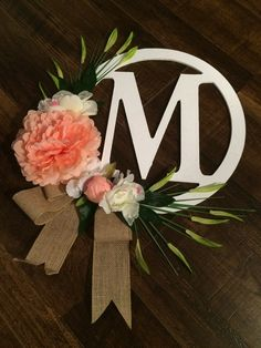 M for McLeod and Mother- Mother's Day 2016 Hands, Wreaths, Crafty, Quilts, Table Decorations, Home Decor, Decoration Home, Door Wreaths, Room Decor