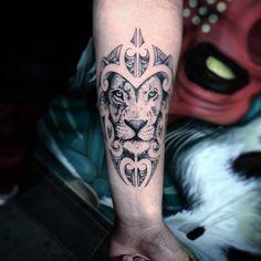 Lion-Tattoo_-6.jpg (1080×1080)