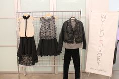 A look at the Space 530 showroom of Wyldehart, a California born collection of stylish separates.