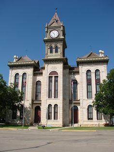 courthouses---Meridian, TX