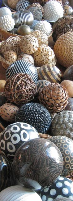 40 Best Decorative Spheres Images On Pinterest In 40 Adorable Things To Put In Decorative Bowls