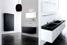 Viskan – moderna badrumsmöbler