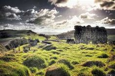 Dunamase Castle, Ireland from the Movie Leap Year