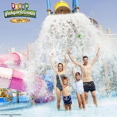 La única obligación que tienes este verano es… ¡divertirte!. Hazte con tus entradas para Parque Warner Beach y Parque Warner y pasa un día inolvidable con nosotros.