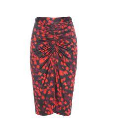 mytheresa.com - Jupe imprimée - Jupes - Vêtements - Luxe et Mode pour femme - Vêtements, chaussures et sacs de créateurs internationaux