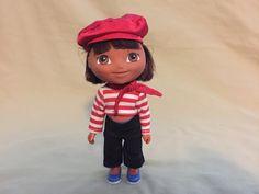 Dora Around the World - Frace Doll