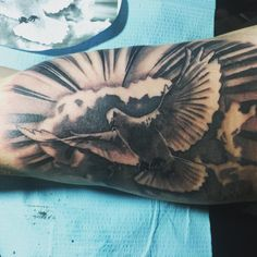 cool Top 100 dove tattoos - http://4develop.com.ua/top-100-dove-tattoos/ Check more at http://4develop.com.ua/top-100-dove-tattoos/