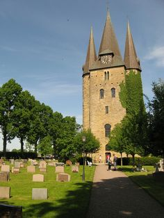 Husaby Church in Sweden is one of the most interesting historical sites in Sweden