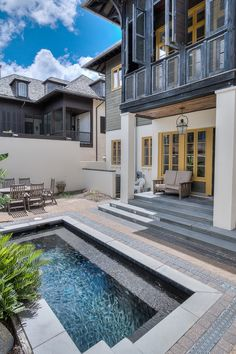 Offered at $2,499,000 31 Windward Lane, Rosemary Beach, Florida SELLER HAS PRICED FOR QUICK SALE $500K UNDER ORIGINAL PURCHASE PRICE. SOLD FULLY FURNISHED. West Indies style beach home beautifully designed by Richard Tubbs of Birmingham. Modern SieMatic Kitchen with built in Miele Espresso Machine and Chef's premium appliances. Butler area with SubZero wine cooler and ice machine. First floor features three bedrooms including the Master Suite.