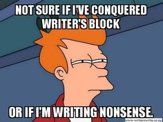 Conquering Writer's Block - Writers Write Creative Blog