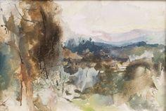 Eden Valley, Cumbria, woodland study 2