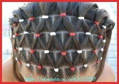 Hairstyles with Rubber Bands 164939 22 Best Rubber Band Hairstyles Images On Pinterest