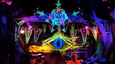 Ravers for LIfe: Psychedelic Trance Mix 2015 / Superluminal ૐ