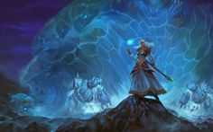 the wrath of Jaina by ~Plainandplain on deviantART