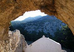 Karpathos walk Kali-Limni