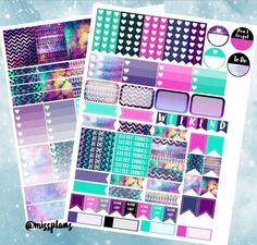 Hi loves! I am super excited for this kit! I have been working on this for a friend that really loves this theme. I hope you all love it as much as I do! <3 Galaxy 1 Galaxy 2 *All images belong ...