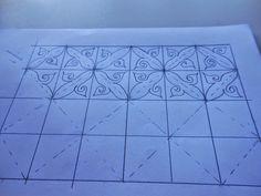 Em novembro do ano passado eu publiquei no blog um  tutorial de quilting  bem simples e fácil que teve uma boa repercussão. Dessa vez eu vo...
