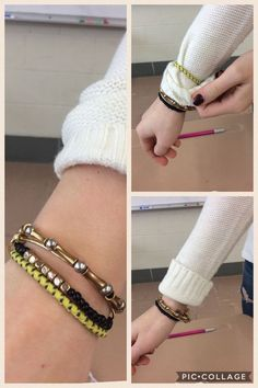 If your hair tie is clashing with your outfit tuck it under your jacket, long sleeve shirt, or sweater and cuff it up! It also makes an ADORABLEEE addition to your outfit. Shirt Sleeves, Long Sleeve Shirts, Hair Tuck, Your Hair, Tie, Sweaters, How To Make, Jackets, Outfits