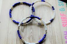 Minimalist Bead Bracelet Beaded Bracelet Memory Wire Wrap Cuff