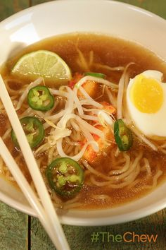Make delicious Roasted Chicken Ramen at home!