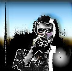 Sid Vicious. #creative #acid #visual #visuals #trip #trippy #psychedelic #psychedelicart #mushrooms #acidart #artofday #lsd #lsd25 #popsurrealism #popart #popsurrealist #digitalart #abstractart #artislife #dope #cannabis #maryjane #fractals #artwork #arts #abstract #hippystyle #goodvibes #dmt #marijuana #420 #imagination #fantasy #spiritual #spirituality #meditation #universe #stars #moon #cyber #alternative #punk #voyager #colours #psychedelia