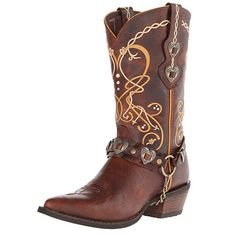 Women's Western Boot * Continue to the product at the image link. (This is an affiliate link) Cowgirl Outfits, Gothic Outfits, Cowgirl Boots, Western Wear, Western Boots, New Outfits, Cute Outfits, Boot Scootin Boogie, Boot Cuffs