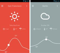 Umano11 30 of the most beautiful and well designed Android apps